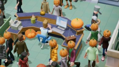 Photo of Two Point Hospital Spooky Mode Event Available Now