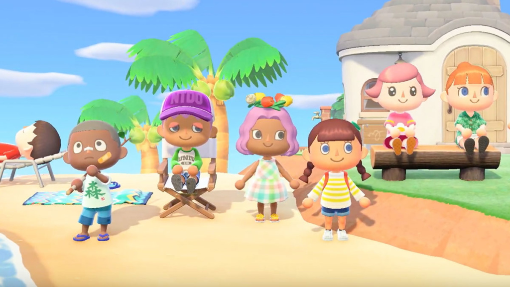 Animal Crossing New Horzions clothing