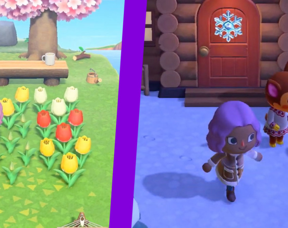 Great New Features In Animal Crossing New Horizons