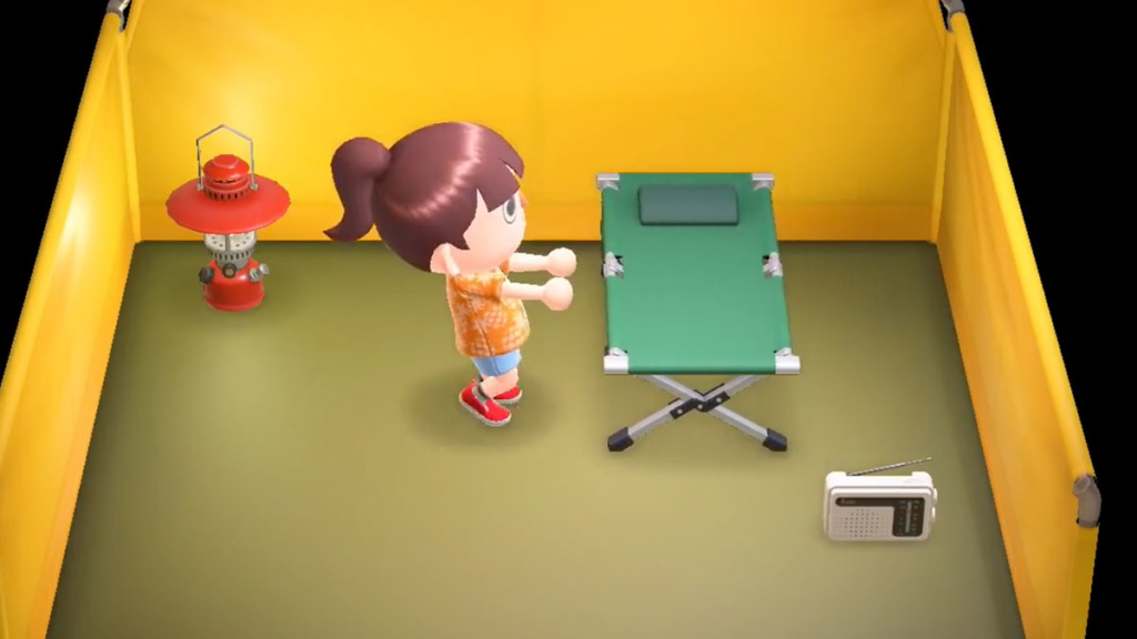 Animal Crossing New Horzions Moving Furniture
