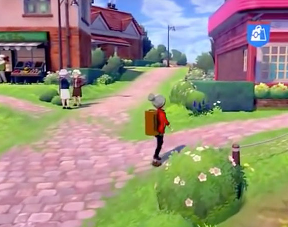 Pokemon Sword and Shield: First Town Walkthrough