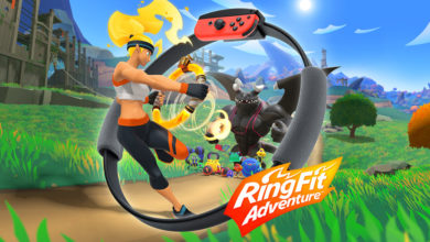 Photo of Ring Fit Adventure – Out Now!