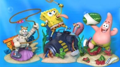Photo of Battle For Bikini Bottom Rehydrated Collectors Editions