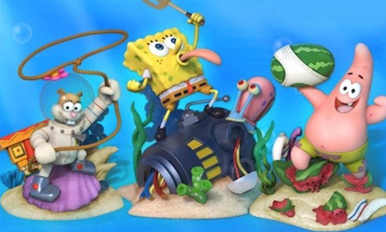 Spongebob fun collection