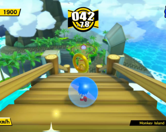Super Monkey Ball: Banana Blitz HD Gets Sonic