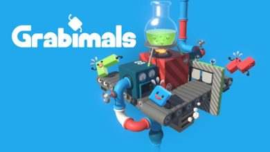 Photo of Grabimals – Connect Shapes With Faces Together to Solve Puzzles