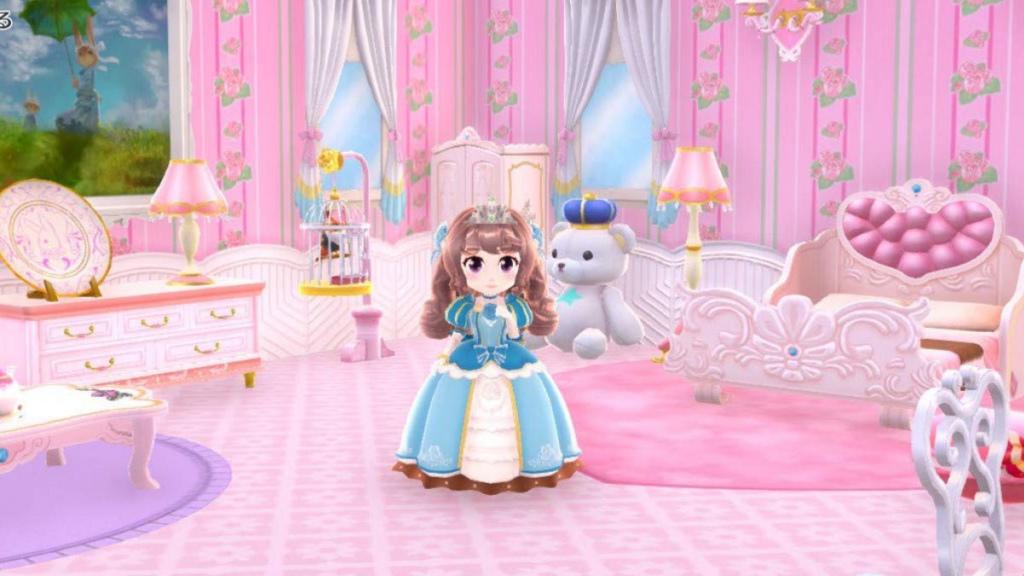 Pretty Princess Magical Coordinate