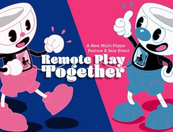 Steam's Remote Play Together Sale and Event on Now