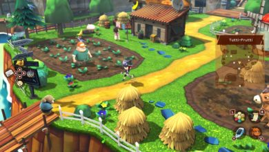 Photo of Snack World: The Dungeon Crawl Revealed Western Release Date