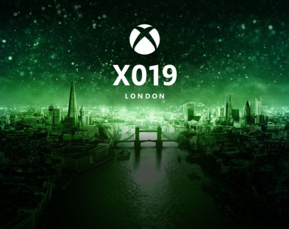 Catch Microsoft's X019 Live-Stream November 14th-16th