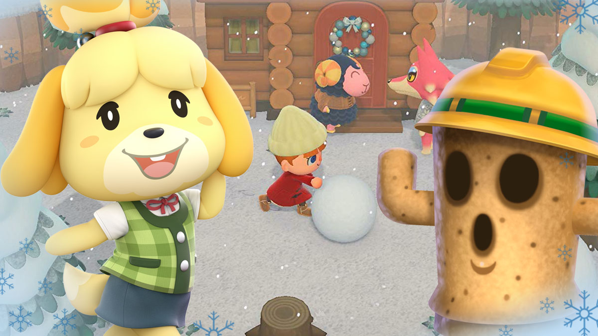 Nintendo Prepares For Incoming Animal Crossing New Horizons News Mypotatogames