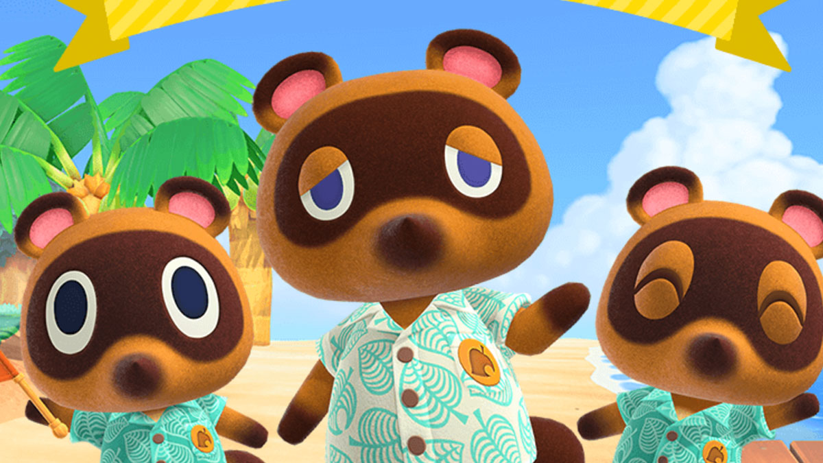Nintendo Teases Animal Crossing New Horizons News Official Website Launches Mypotatogames