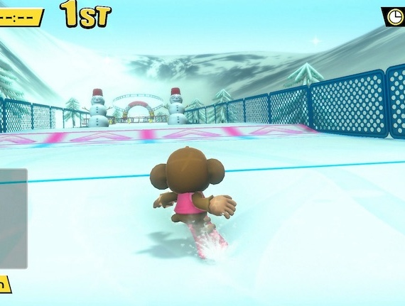 Super Monkey Ball: Banana Blitz HD Comes To PC
