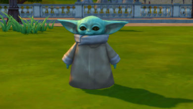 Photo of Baby Yoda is Now in The Sims 4 Thanks to New Update