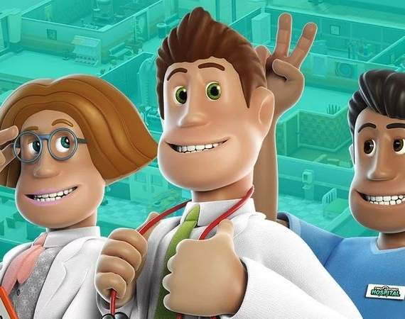 Two Point Hospital is Coming to Consoles February 2020