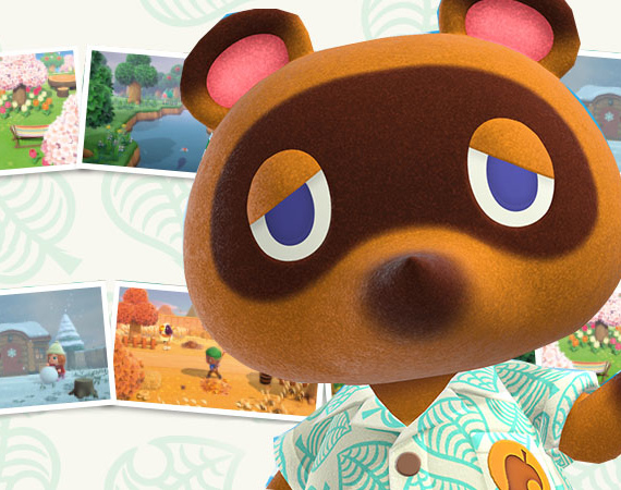 Nintendo Reveals More Animal Crossing New Horizons Screenshots