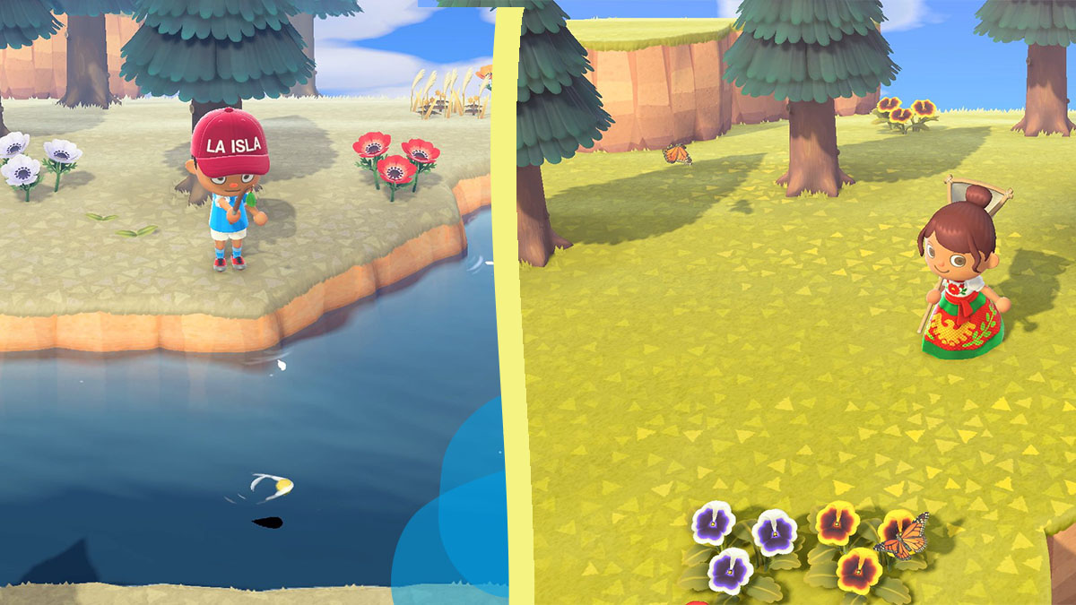 Nintendo Reveals New Animal Crossing New Horizons