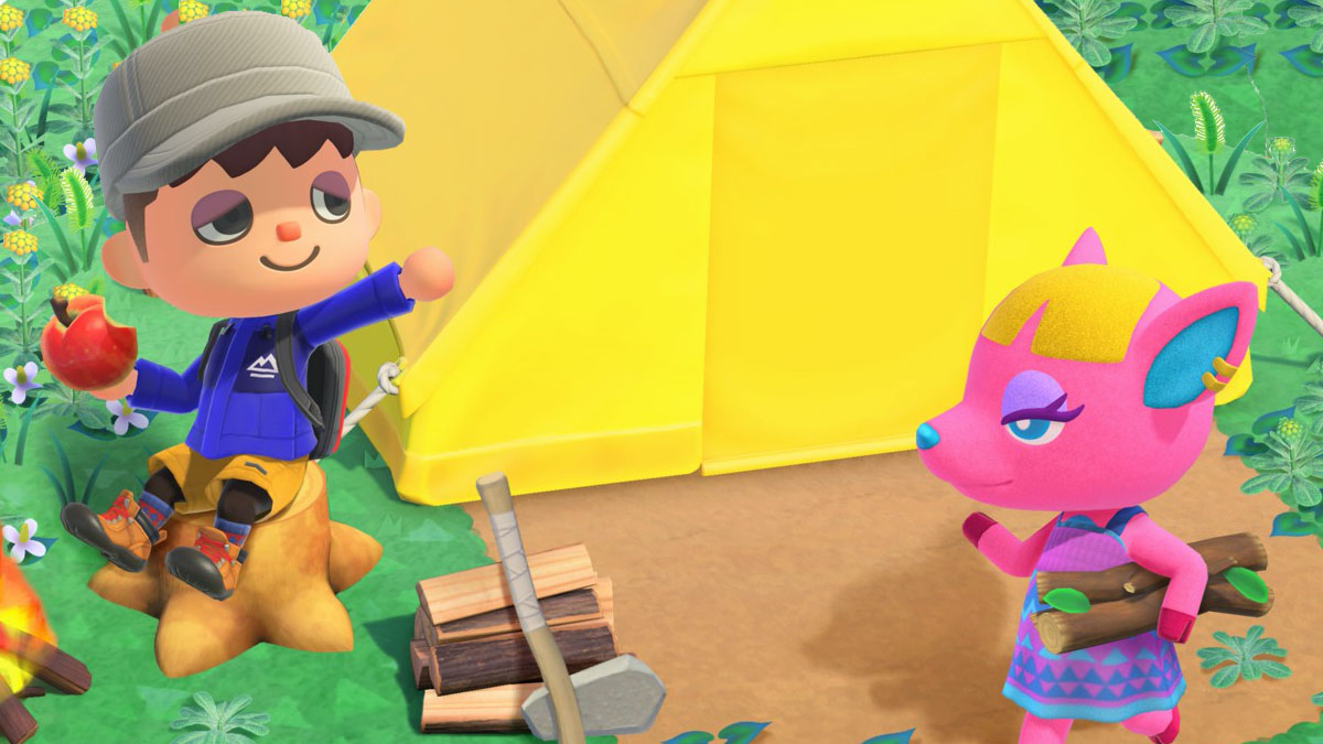 Another Set Of Animal Crossing New Horizons Screenshots