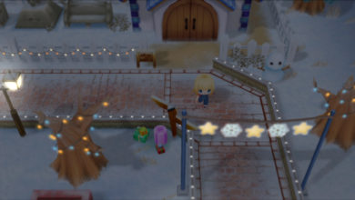 Photo of Story of Seasons Friends of Mineral Town Gets Beautiful Starry Night Update
