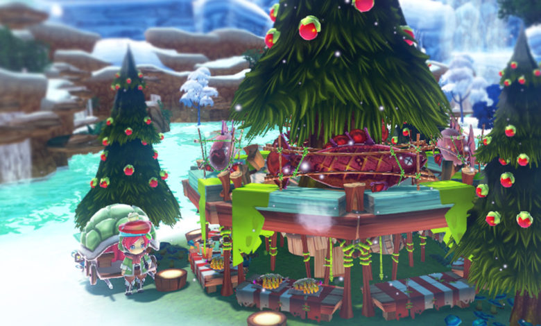 re:legend christmas