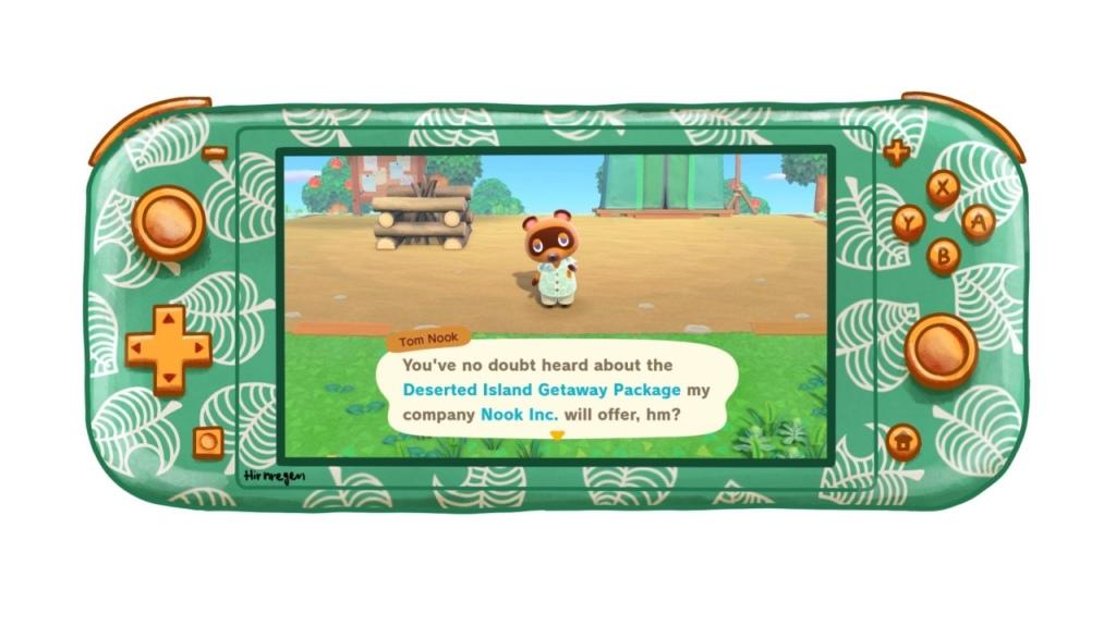 We Need A Nintendo Switch Animal Crossing New Horizons ...