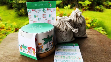 Photo of Animal Crossing Themed Gardening Kits Are Back