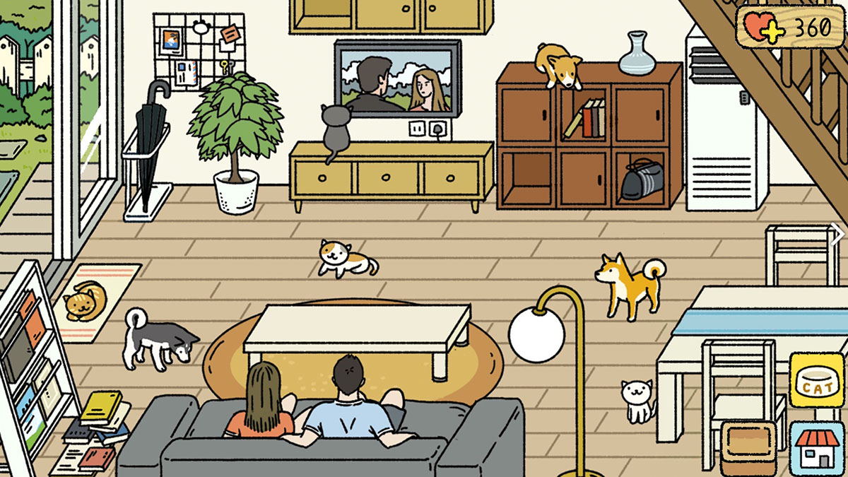 Adorable Home Is A Life Simulator Designed To Make You Feel Comfy