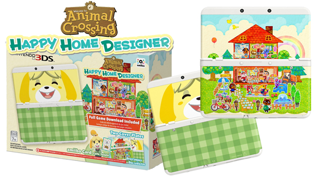 Animal Crossing Happy Home Designer 3ds Mypotatogames