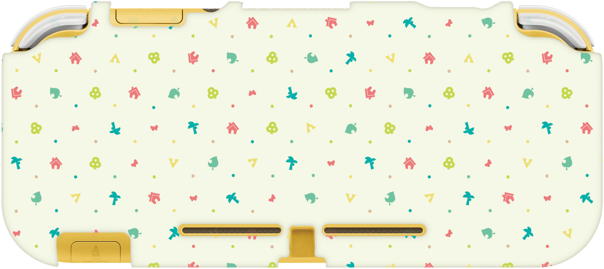 Hori Accessory Animal Crossing New Horizons Switch Lite Duraflexi