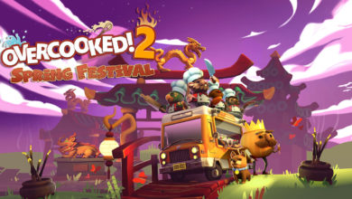 Photo of Overcooked 2 Spring Festival DLC Announced