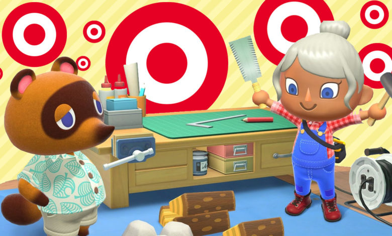 Target To Offer Free Animal Crossing New Horizons Journal Mypotatogames