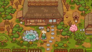 Photo of A Life Simulation Game About Japanese Rural Life