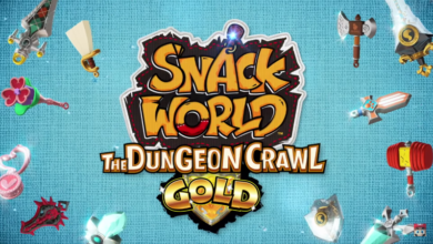 Photo of This Is Snack World: The Dungeon Crawl Gold