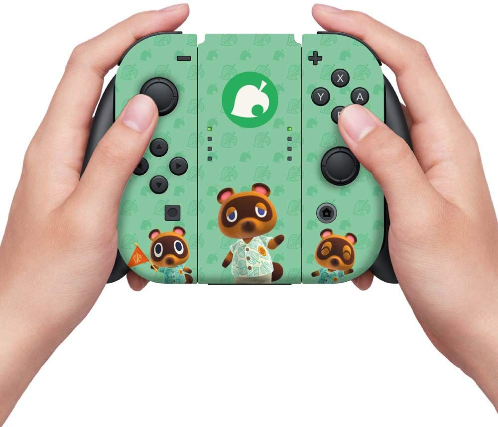 Turn Your Switch Into An Animal Crossing New Horizons Switch With These Decals Mypotatogames
