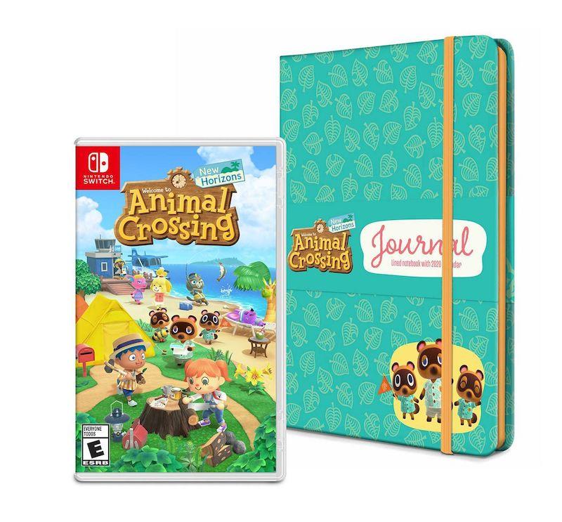 Animal Crossing Journal