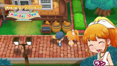 Photo of Story Of Seasons Friends Of Mineral Town Brand New Gameplay