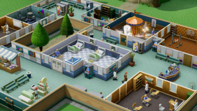 Photo of Two Point Hospital Switch Release Is Near