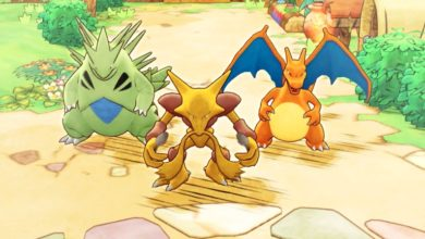 Photo of Pokemon Mystery Dungeon Rescue Team DX Available Now For Switch