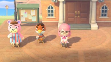 Photo of Cool Little Things That Characters Do In Animal Crossing: New Horizons