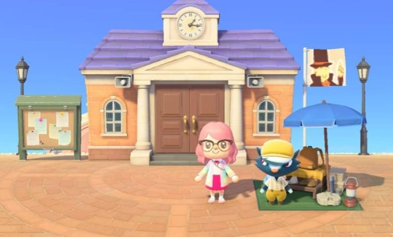 How To Meet Kicks In Animal Crossing New Horizons Mypotatogames