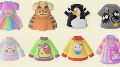 Photo of Even More Fan-Made Custom Designs In Animal Crossing: New Horizons