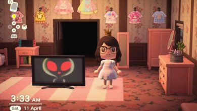 Photo of The 3:33am Alien Broadcast Returns In Animal Crossing: New Horizons
