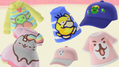 Photo of More Fan-Made Custom Designs In Animal Crossing: New Horizons