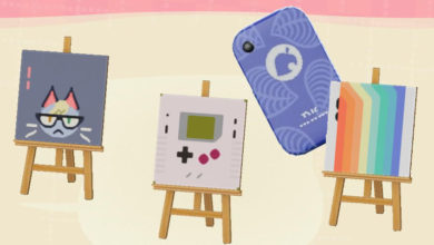 Photo of Some Of The Best NookPhone Case Designs In Animal Crossing: New Horizons