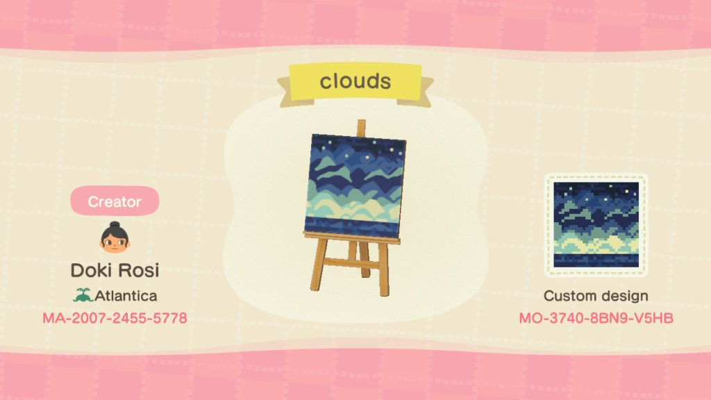Cute Non-Clothing Custom Design Codes For Animal Crossing ...