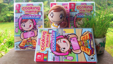 Photo of Cooking Mama Cookstar Giveaway Winners