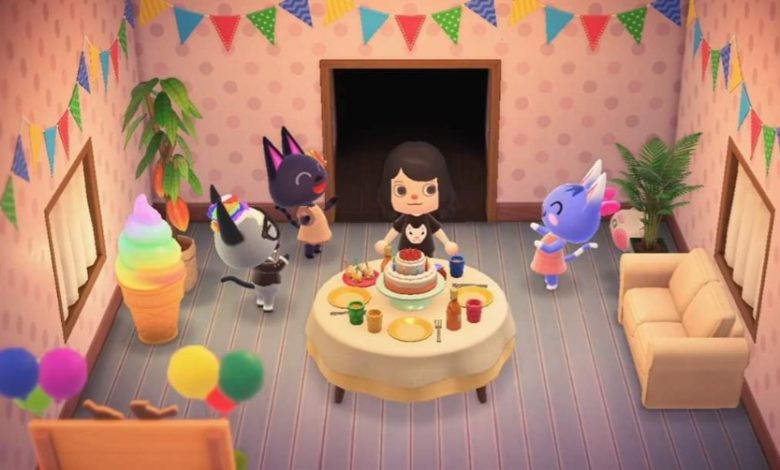Super What Happens On Your Birthday In Animal Crossing New Horizons Funny Birthday Cards Online Necthendildamsfinfo