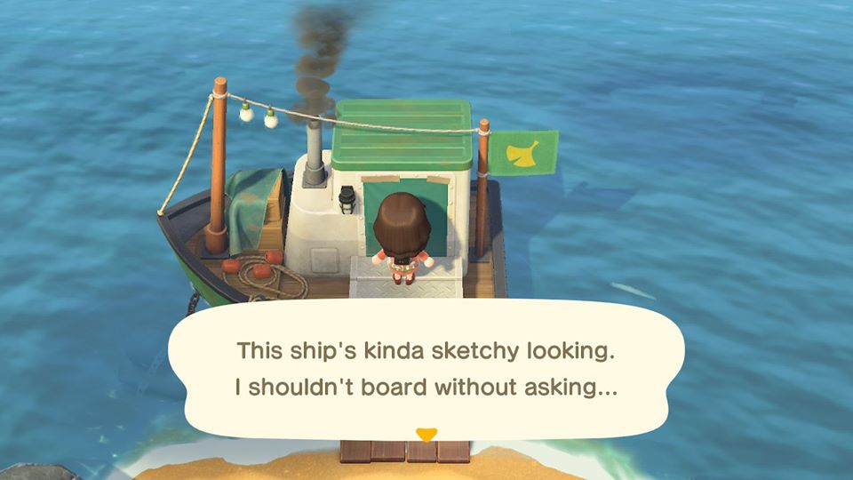 How To Unlock The Art Gallery And Jolly Redd S Treasure Trawler In Animal Crossing New Horizons Mypotatogames