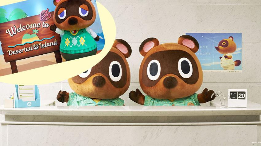 Nintendo Releases Animal Crossing New Horizons Wallpapers Mypotatogames