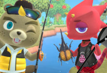 Photo of Catch These Bugs And Fish In Animal Crossing New Horizons Before They Leave